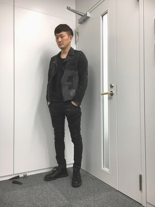 「Jagger denim(glamb)」 using this ロバート馬場裕之 looks