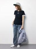 いぴさんの「【神戸店OPEN記念限定】LIMITED MARCHE BAG BLUE(TODAY'S SPECIAL|トゥデイズスペシャル)」を使ったコーディネート