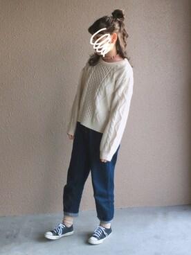 りりっぺさんの(RETRO GIRL|レトロガール)を使ったコーディネート