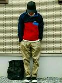 「Patagonia Synchilla® Fleece Sweatshirt(Patagonia)」 using this 0227kousuke looks