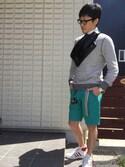 「adidas Jabbar Hi(adidas)」 using this ひろき looks
