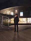 shinyaさんの「ザ・ノース・フェイス メンズマウンテンジャケット / NP61520(THE NORTH FACE ザノースフェイス)」を使ったコーディネート