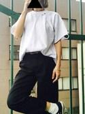 (韓国にて) using this b looks