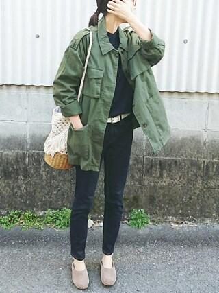 「総針フォルムニット【セットアップ対応商品】(N.(N. Natural Beauty Basic))」 using this meiko looks