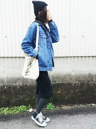「【adicolor】オリジナルス パーカー[3 STRIPE HOODIE](adidas)」 using this meiko looks