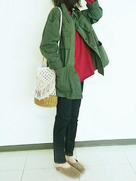 meikoさんの(N.(N. Natural Beauty Basic)|エヌ(エヌ ナチュラルビューティーベーシック))を使ったコーディネート