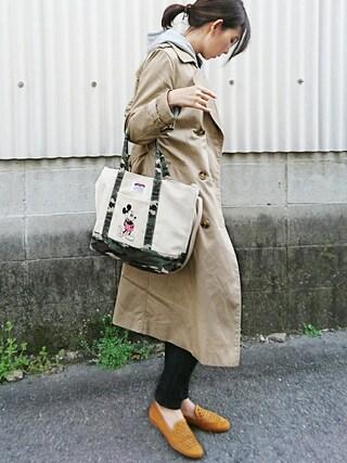 「ベーシックトレンチコート(N. Natural Beauty Basic)」 using this meiko looks