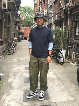 (UNIQLO) using this siuwing looks