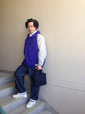 マーチンさんの(KIJIMA TAKAYUKI|キジマ タカユキ)を使ったコーディネート