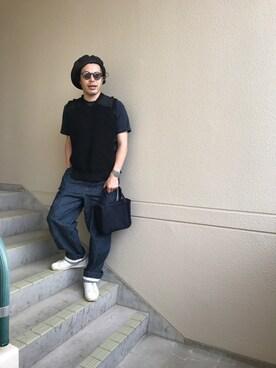 マーチンさんの(KIJIMA TAKAYUKI キジマ タカユキ)を使ったコーディネート