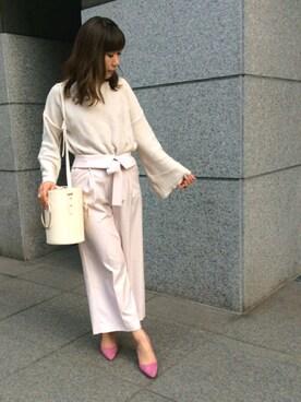 RANDA 高松店 misako yanoさんの(RANDA)を使ったコーディネート