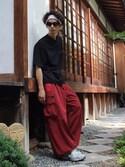 「【MYne】INARI EYEDENTITY サングラス/INARI EYEDENTITY sunglass(MYne)」 using this KIKAKU looks
