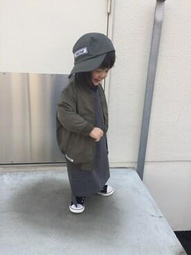 mika♡toumaさんの(RADCHAP|ラッドチャップ)を使ったコーディネート