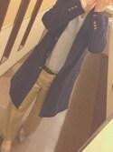 じょんちゃん。さんの「秋冬新作★セパレートパンプス★6301(ORiental TRaffic|オリエンタルトラフィック)」を使ったコーディネート
