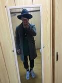 mottsuさんの「SOLID ORB STUDS PIERCE【269828 724499】(Vivienne Westwood MAN|ヴィヴィアンウエストウッドマン)」を使ったコーディネート