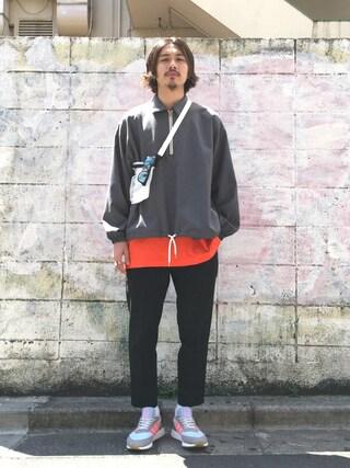 BEAUTY&YOUTH UNITED ARROWS|Daisuke Sakamotoさんの(VAINL ARCHIVE|ヴァイナル アーカイブ)を使ったコーディネート