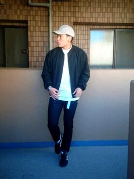 Ryo-Aさんの(SENSE OF PLACE by URBAN RESEARCH|センス オブ プレイス バイ アーバンリサーチ)を使ったコーディネート