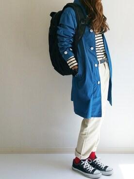 Ayumiさんの(BEAUTY&YOUTH UNITED ARROWS|ビューティアンドユースユナイテッドアローズ)を使ったコーディネート