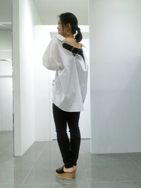 LITHIUM HOMME/FEMME FLAG SHOP|LITHIUMHOMME原宿本店さんのコーディネート