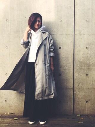 安田美沙子さんの(VICTIM|ヴィクティム)を使ったコーディネート