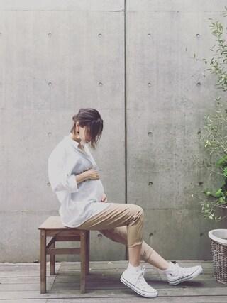安田美沙子さんの(Sweet Mommy|スウィートマミー)を使ったコーディネート