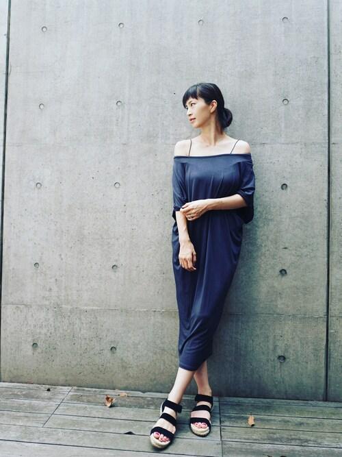 安田美沙子コーデ