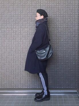 心-Shine-さんの(adidas|アディダス)を使ったコーディネート