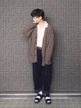 心-Shine-さんの(MONKEY TIME|モンキータイム)を使ったコーディネート