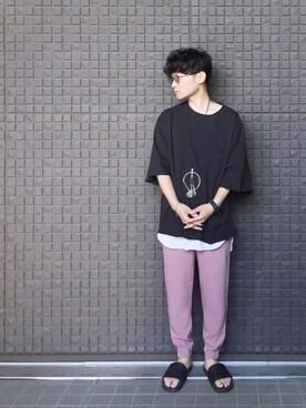 心-Shine-さんの(UNIQLO|ユニクロ)を使ったコーディネート