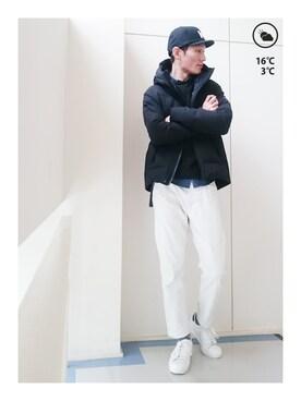 haruさんの(adidas|アディダス)を使ったコーディネート