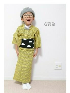 ピスコ☆兄妹さんの(ミンネのナオちゃんこうぼうで~!)を使ったコーディネート