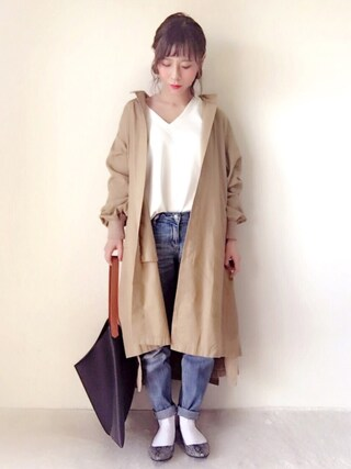 「LONG BZ GOWN(SLY)」 using this y u m i . looks