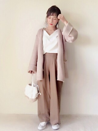 「FLARE VOLUME CDK(MOUSSY)」 using this y u m i . looks