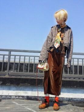 HU-Dachaoさんのコーディネート