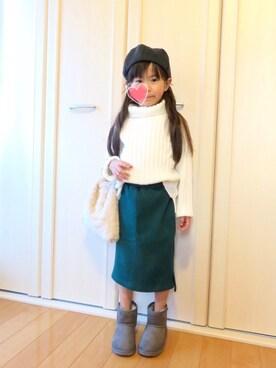 姫まりさんの「【2017年福袋】CIAOPANIC TYPY(GIRLS)(CIAOPANIC TYPY|チャオパニックティピー)」を使ったコーディネート