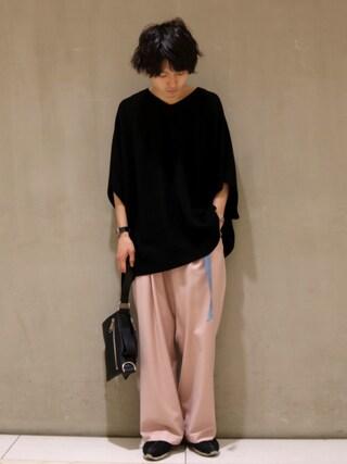 (Lui's) using this Lui's/EX/stoer難波店|イリザワ looks