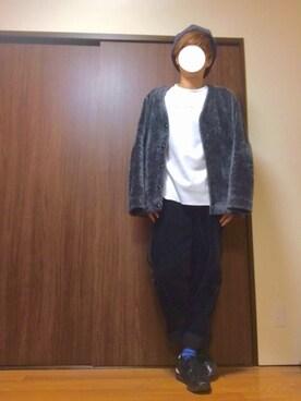 taichiさんの(Onitsuka Tiger × ANDREA POMPILIO|オニツカタイガー アンドレアポンピリオ)を使ったコーディネート