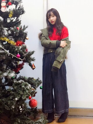 「PETIT N3B(moussy)」 using this 村瀬紗英 looks