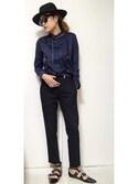 (H&M) using this Kotomi Minagawa looks