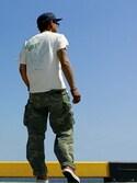 「Davit MEURSAULT (LEATHER SNEAKER)(Davit MEURSAULT)」 using this hiro-p looks