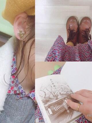 (先日の学校服) using this もんち looks