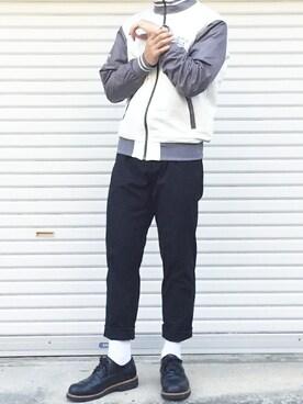 Tadashiさんの(Hawkins|ホーキンス)を使ったコーディネート