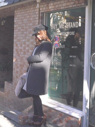 Casselini shop|杉本潤香さんの(SLY|スライ)を使ったコーディネート