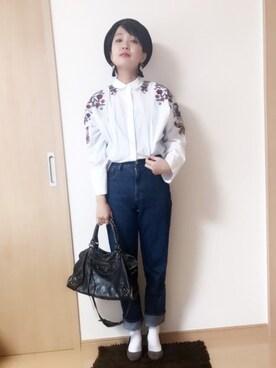 maikoroさんの(BALENCIAGA|バレンシアガ)を使ったコーディネート