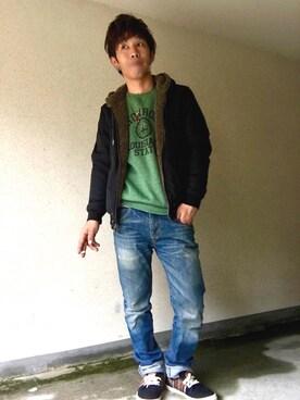 makotoさんの(INKKAS|インカス)を使ったコーディネート