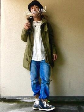 makoさんの(JOURNAL STANDARD|ジャーナルスタンダード)を使ったコーディネート
