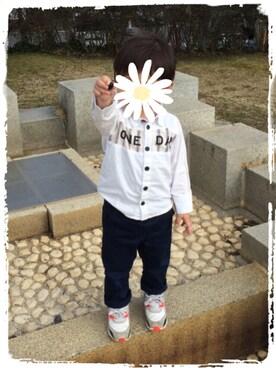 yu-soさんの(Birthday|バースデイ)を使ったコーディネート