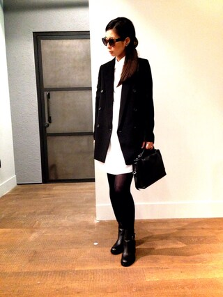 「MEERA(ALLSAINTS)」 using this ALLSAINTS|Mayu (ALLSAINTS) looks