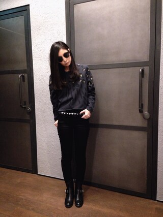 「LAO ISOLA(ALLSAINTS)」 using this ALLSAINTS|Mayu (ALLSAINTS) looks