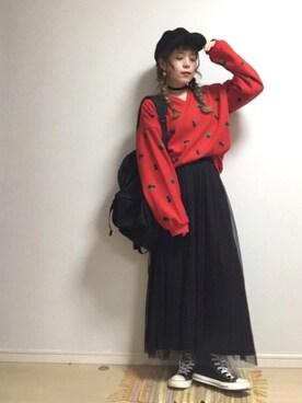 ☆★gizmo★☆さんの(merry jenny|メリージェニー)を使ったコーディネート